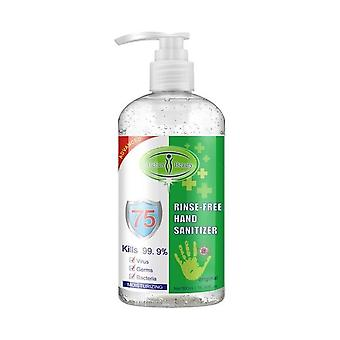 Portable, Antibacterial Hand Sanitizer Gel - Quick Dry With Moisturizer