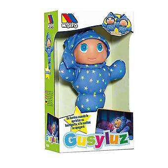 Fluffy toy Gusy Luz Moltó (33 cm)