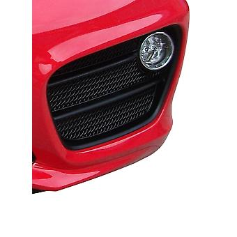 Porsche Cayman 981 (Manual/PDK without Sensors) - Outer Grille Set (2012 to 2016)