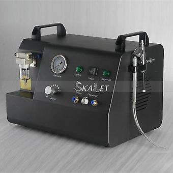 4 bar oxigén jet gép tiszta bőrápoló - Peel gép bőrfeszesítő