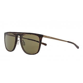 Sunglasses Unisex Coogee matt brown/bronze (001P)
