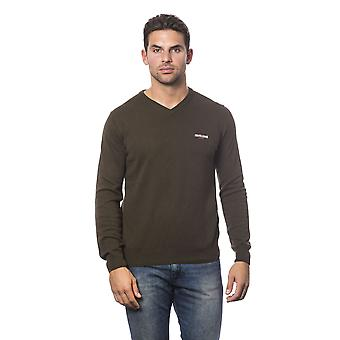 Roberto Cavalli Sport Verdemilitare Sweater RO817196-S