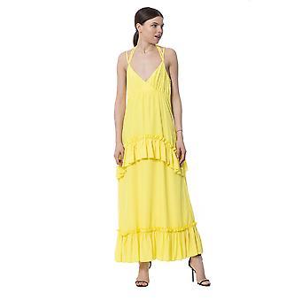 Silvian Heach Yellow Dress SI994662-XS