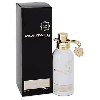 Montale sunset flowers eau de parfum spray by montale 50 ml