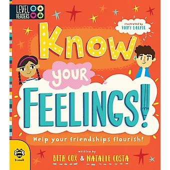Know Your Feelings by Cox & BethCosta & Natalie Founder of Power Thoughts