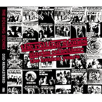 Rolling Stones - Singles Collection: The London Year [CD] USA import