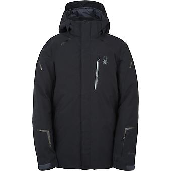 Spyder cupru Men ' s Gore-Tex Primaloft jacheta de schi negru
