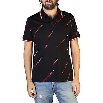 Versace Jeans b3gtb7p8 Männer's kurze Ärmel Poloshirt