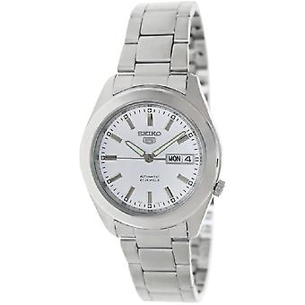 Seiko 5 Gent Watch SNKM61K1 - Stainless Steel Gents Automatic Analogue
