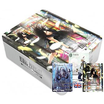 Final Fantasy Trading Card Game Tin Gift Set