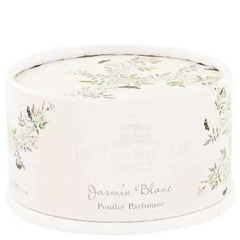White Jasmine Dusting Powder By Woods Of Windsor 3.5 oz Dusting Powder