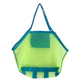 Outdoor Mom Baby Beach Mesh Bag Summer Digging Sand Tool, Sundries Storage Hand