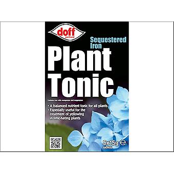 Doff Sequestered Iron Plant Tonic x 5 Sachets