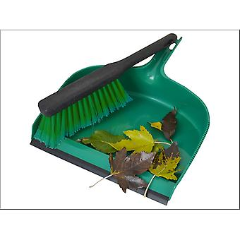 What More Jumbo Dustpan and Brush Set 21610