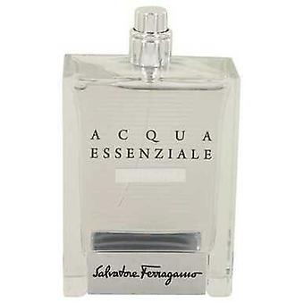 Acqua Essenziale Colonia By Salvatore Ferragamo Eau De Toilette Spray (tester) 3.4 Oz (men) V728-534858