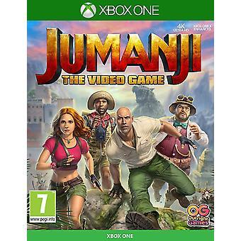 ジュマンジ ビデオゲーム Xbox 1 ゲーム
