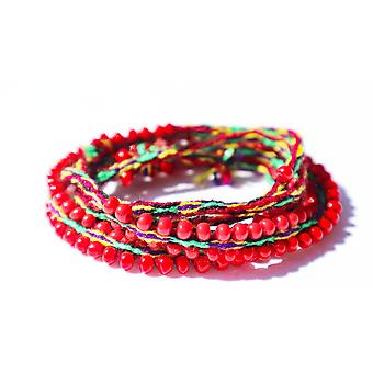 Alpaca Blend, Wrap Bracelets