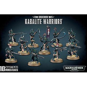 Drukhari Kabalite Warriors, Warhammer 40 000, Pelipaja