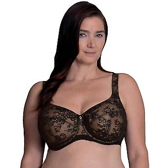 Rosa Faia Abby 5216 Women's Lace Padded Underwired Full Cup Bra
