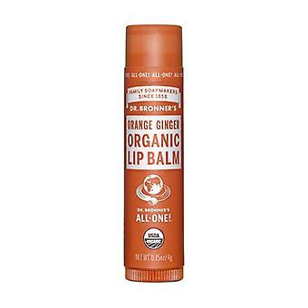 Orange-ginger lip stick 4 g