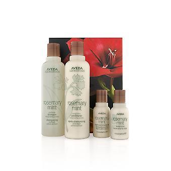 Aveda Rosemary Mint Invigorating Hair & Body Care Set