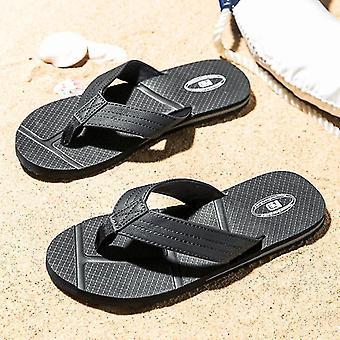 Summer Flip Flops Outdoor Beach Sandals Casual Slippers