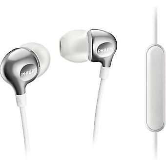 Auriculares estéreo Philips SHE3705WT/00 - Blanco