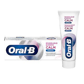 Oral-b Sensibilidad & Encías Calma Original Dentífrico 75 Ml Unisex