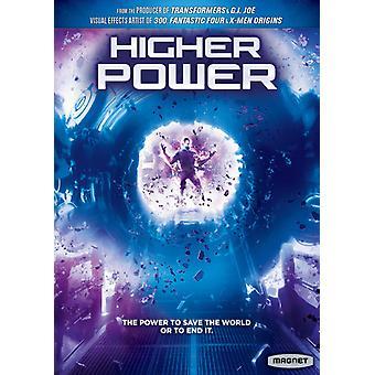 Higher Power [DVD] USA import