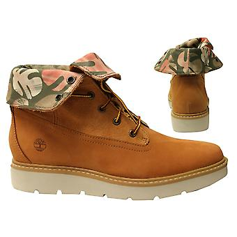 Timberland Kennston Roll Top Pszenica Tropical Lace Up Buty damskie A1N2R B0