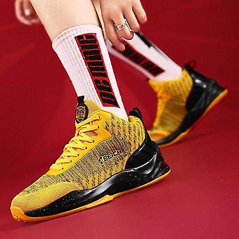 BEITA High Upper Basketball Shoes Sneakers Men Breathable Sports Shoes Anti S...
