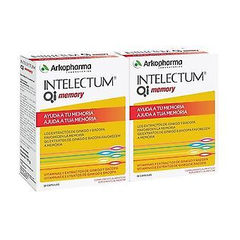 Intelectum Memory Pack 60 capsules