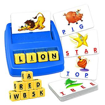 Atopdream speelgoed voor 3-8 jaar oude jongens meisjes, peuter speelgoed bijpassende brief spel onderwijs leren