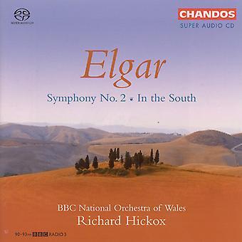 M. Elgar - Elgar: Symfonie nr. 2; in het zuiden [SACD] USA importeren