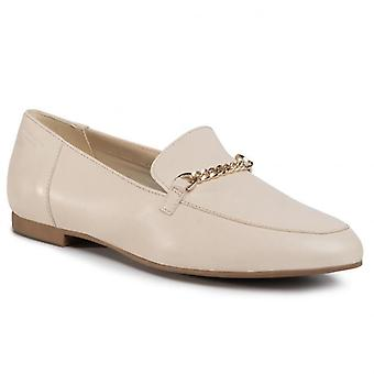 Vagabond eliza off white moccasins mulheres brancas