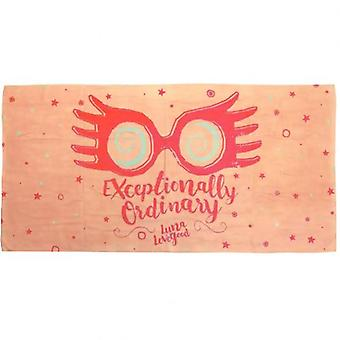 Harry Potter Towel Luna Lovegood
