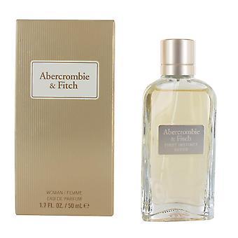 Abercrombie & Fitch First Instinct Sheer 50ml Eau de Parfum Spray for Women