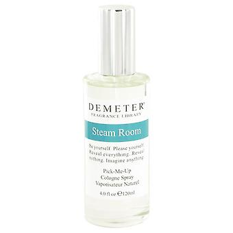Demeter Steam Room Cologne Spray By Demeter 4 oz Cologne Spray