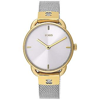 Tous watched let watch for Women Analog Quartz with stainless steel bracelet 000351485