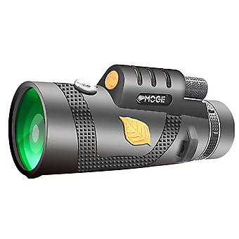 IPRee 12x50 Yksikulaarinen HD Optinen Bak4 Day Night Vision Telescope 1200M/8000M Ulkoleiri