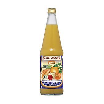 Appelsiini-, porkkana- ja inkiväärijuoma 700 ml