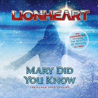 Lionheart - Mary Did You Know [Vinyl] USA import