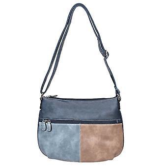 Envy Abi Womens Messenger Handbag