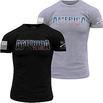Grunt Style America, Fck sì t-shirt 2.0