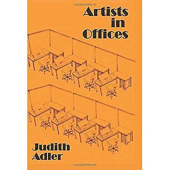 Taiteilijat toimistoissa: Akateemisen taiteen etnografia