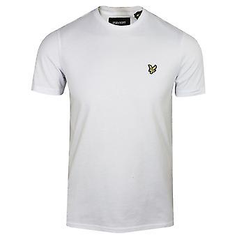 Lyle & scott men's white t-shirt