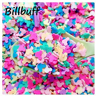 Diy Bead Sprinkle Addition For Slimes Charms Filler Fluffy Mud