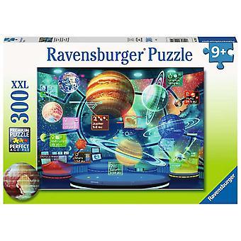Ravensburger Planet Hologramas 300 XXL Pieza Rompecabezas