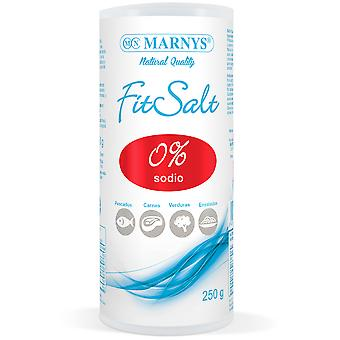 Marny's Fitsalt 0% Sodium 250 gr