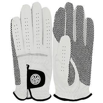 Golf Gloves Men's, Left, Right Hand, Soft, Breathable, Sheepskin With Anti-slip